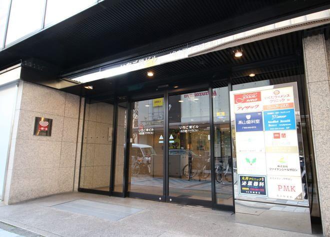 栄駅(愛知県) 16番出口徒歩 5分 高山歯科室の外観写真6