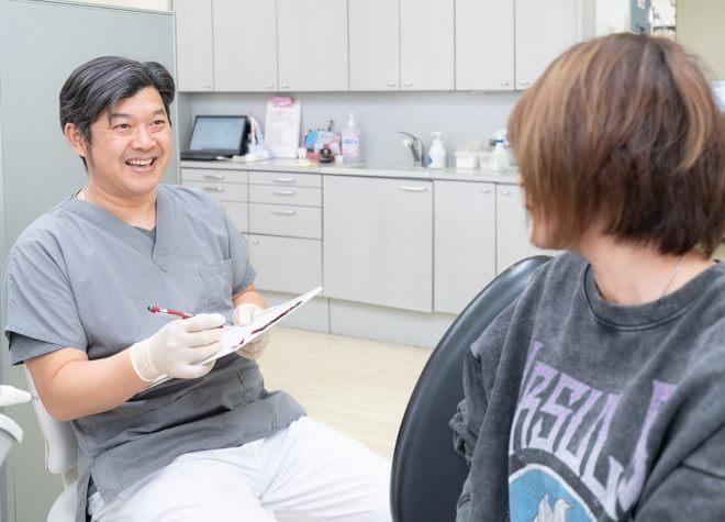 西川口駅 西口徒歩 10分 きざわ歯科医院写真1