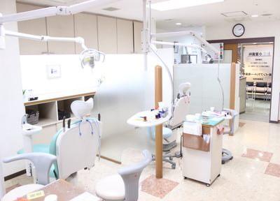 天王寺駅 1番出口徒歩1分 小室歯科ミオ診療所の院内写真3