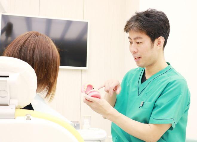 金沢駅東口 徒歩15分 金澤むさし歯科医院のスタッフ写真3