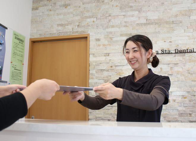 宮川駅 出口徒歩 2分 宮川駅前歯科のスタッフ写真5