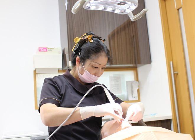 宮川駅 出口徒歩 2分 宮川駅前歯科のスタッフ写真3