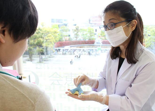 用賀駅 北口徒歩 2分 SBS歯科クリニックのスタッフ写真2