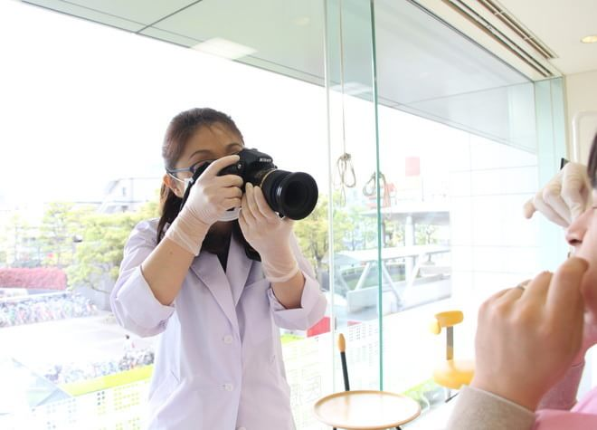 用賀駅 北口徒歩 2分 SBS歯科クリニックのスタッフ写真3