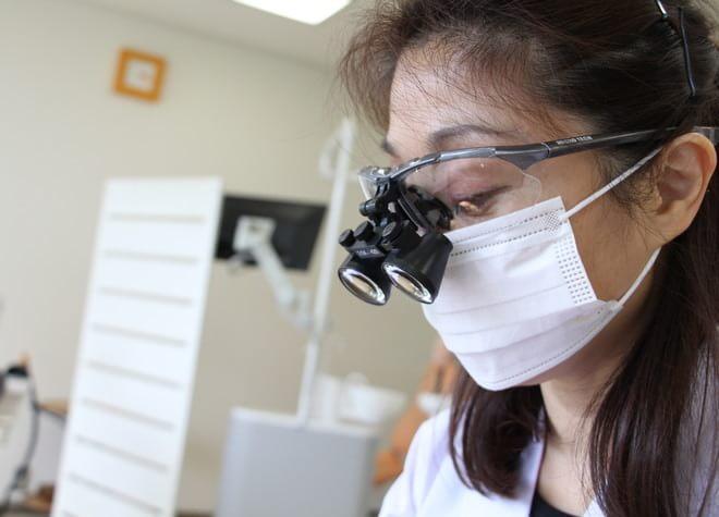 用賀駅 北口徒歩 2分 SBS歯科クリニックのスタッフ写真6