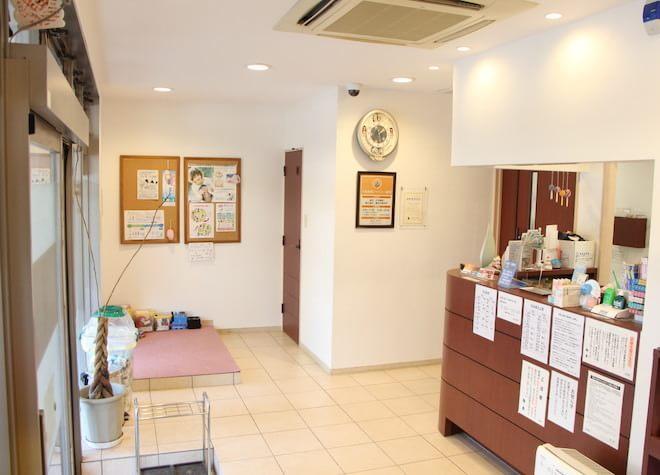 小島新田駅 出口徒歩 5分 小島新田ファミリー歯科の院内写真2