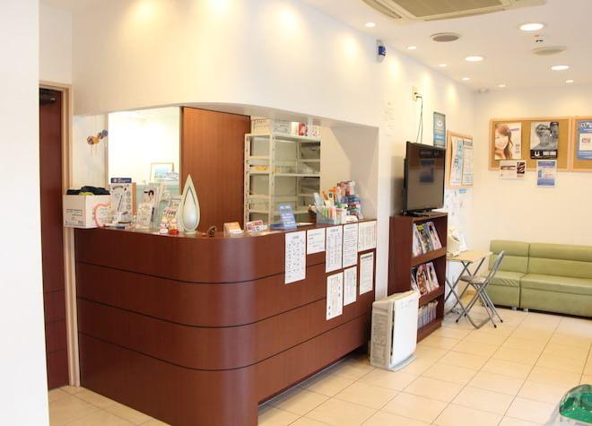 小島新田駅 出口徒歩 5分 小島新田ファミリー歯科の院内写真3