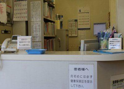 秋川駅 北口徒歩10分 西瀬戸岡歯科医院の院内写真2