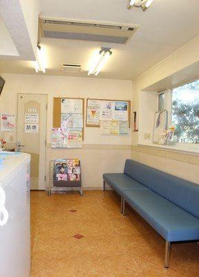 秋川駅 北口徒歩10分 西瀬戸岡歯科医院の院内写真3