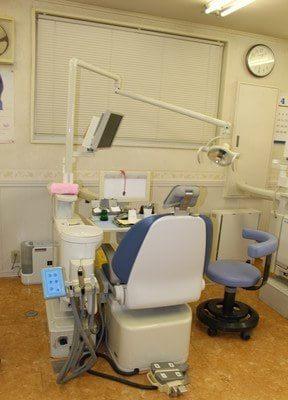 秋川駅 北口徒歩 10分 西瀬戸岡歯科医院の院内写真7