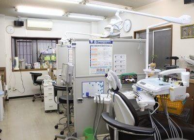 お花茶屋駅1番出口 徒歩8分 こんの歯科医院の院内写真6