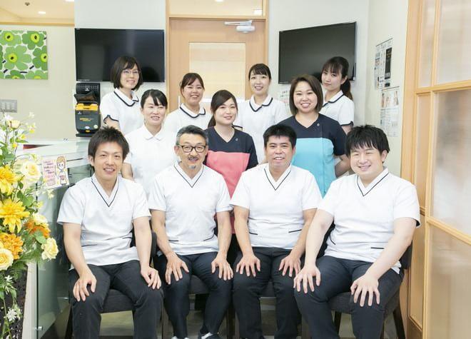 近鉄八尾駅 出口徒歩4分 もりかわ歯科リノアス診療所写真1