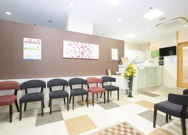 近鉄八尾駅 出口徒歩 4分 もりかわ歯科リノアス診療所の院内写真4