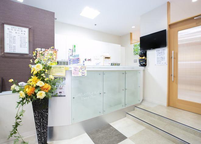 近鉄八尾駅 出口徒歩 4分 もりかわ歯科リノアス診療所の院内写真5