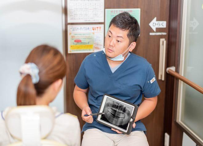 淡路駅 東口徒歩 2分 冨士田歯科医院のスタッフ写真2