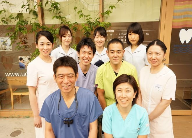 うちうみ歯科クリニックの画像