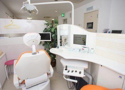 鷺沼駅 北口徒歩 1分 フラワー歯科の院内写真7