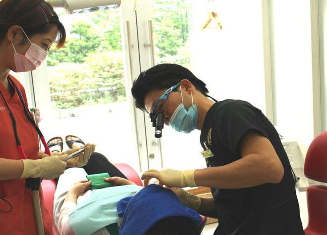 世田谷シティ歯科の画像