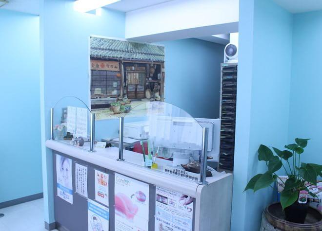 地下鉄成増駅 4番出口徒歩 4分 みなみ歯科医院の院内写真1