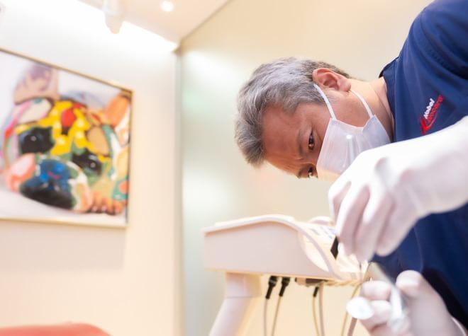 立川駅 南口徒歩 5分 まろ歯科クリニックのスタッフ写真2