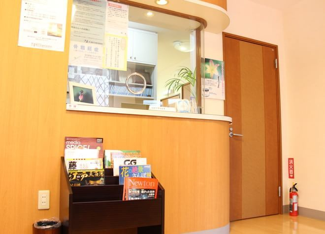 湘南台駅 出入口F徒歩1分 西山歯科医院の院内写真3