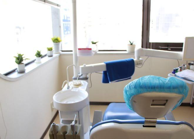 湘南台駅 出入口H徒歩 3分 わかすぎ歯科の院内写真2