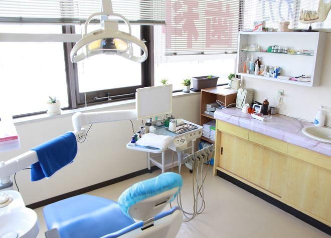 湘南台駅 出入口H徒歩 3分 わかすぎ歯科の院内写真3