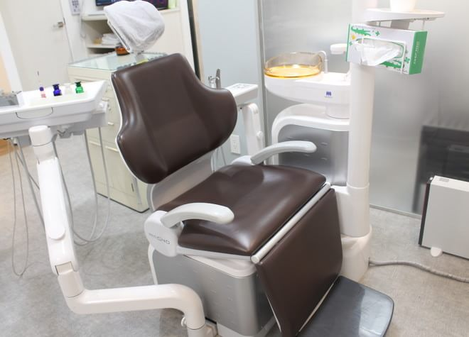 谷塚駅 東口徒歩 4分 谷塚藤波歯科医院の治療台写真4