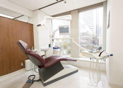 新宿駅 西口徒歩 7分 新宿野村ビル歯科クリニックの院内写真2