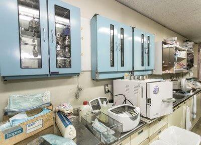 新宿駅 西口徒歩 7分 新宿野村ビル歯科クリニックの院内写真3