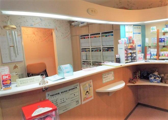 栗林公園北口駅 徒歩 10分 いしい歯科クリニックの院内写真2