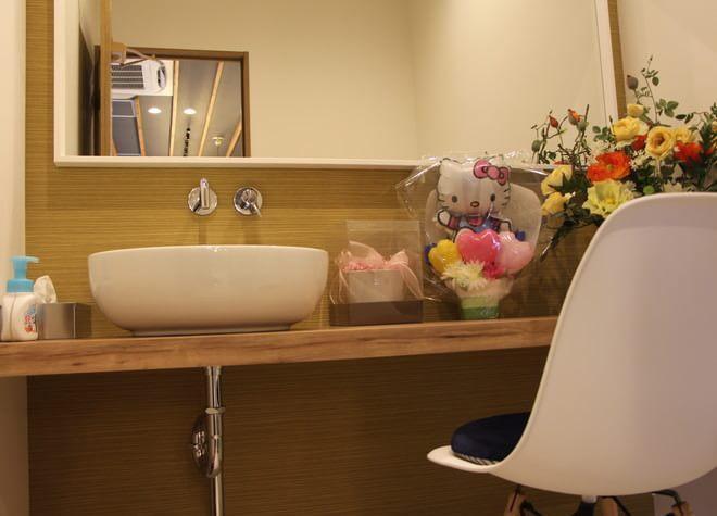 名島駅 出口車 4分 いしまる歯科の院内写真3