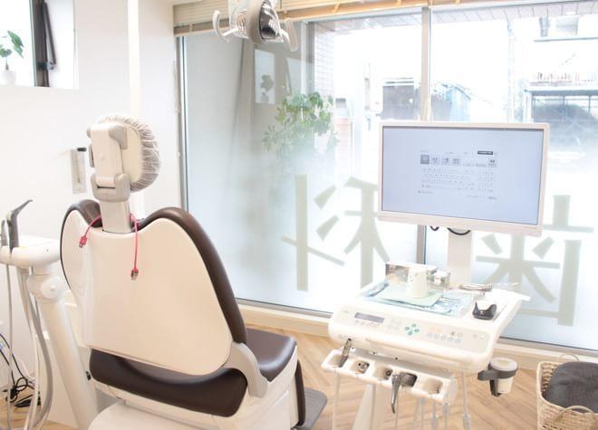 調布駅 中央口徒歩 5分 調布NORI歯科クリニックの治療台写真6