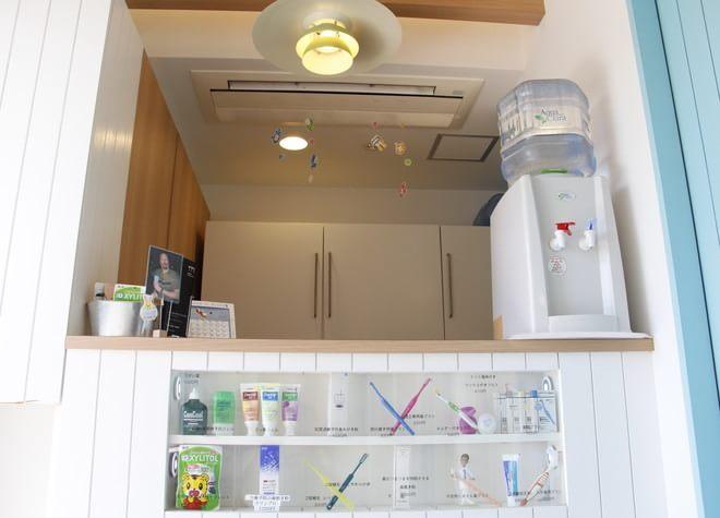 高安駅 出口徒歩 4分 医療法人 一艇会 もりかわ歯科・矯正歯科の院内写真4