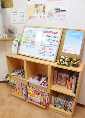 茨木駅 徒歩8分 岩永歯科の院内写真4