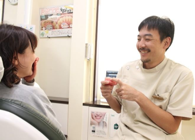 甲東園駅 出口徒歩7分 ケイ歯科クリニックのスタッフ写真2