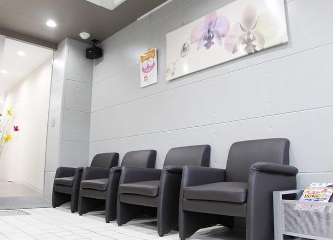 京成津田沼駅 南口徒歩3分 おがわ歯科の院内写真2