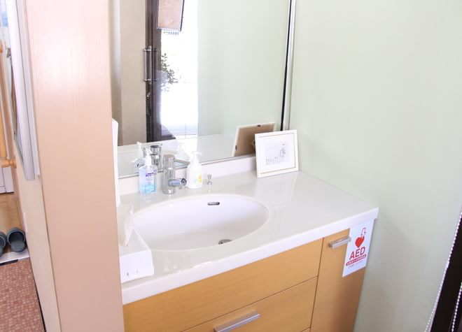 草津駅(滋賀県) 出口徒歩 5分 岡崎歯科医院の院内写真4