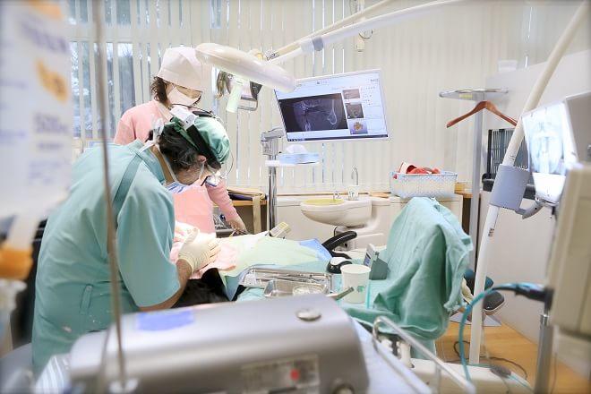 鳥取駅 北口車 8分 みちだ歯科クリニックの院内写真2