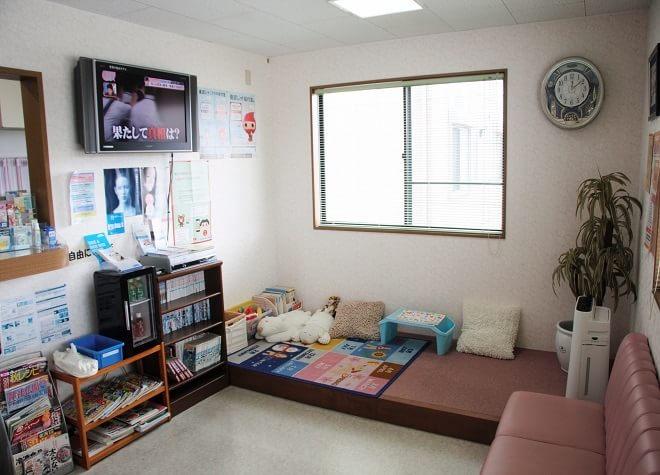 浜松駅 北口車 24分 ベル歯科クリニックの院内写真2