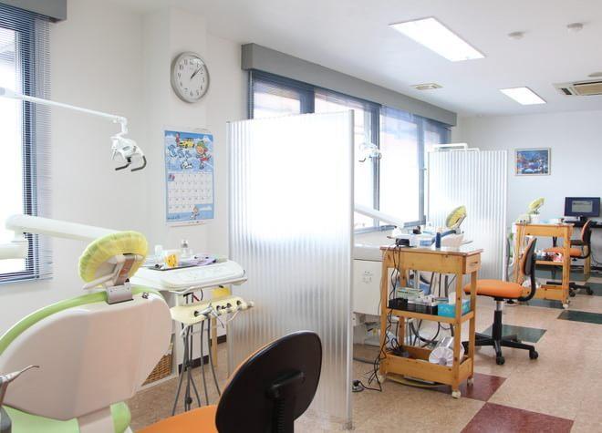 本城駅 出口車 6分 学園台ファミリー歯科の治療台写真7