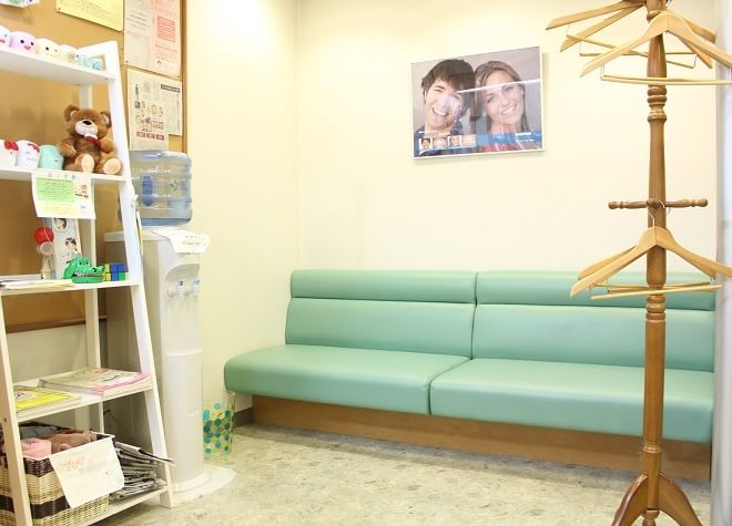 さっぽろ駅 徒歩1分 こばやし矯正歯科クリニックの院内写真2