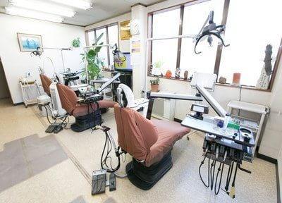 桜ヶ丘駅 西口徒歩 2分 新生歯科医院の院内写真4