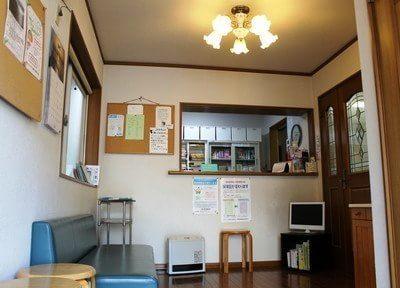 橋本駅(京都府) 出口徒歩10分 石橋歯科の院内写真1