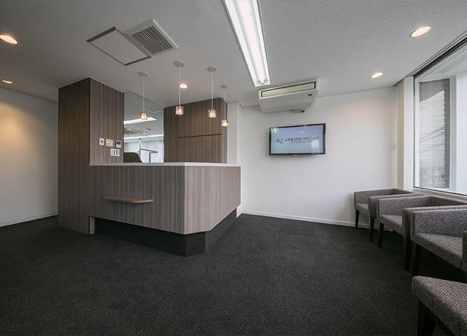 東山・おかでんミュージアム駅駅 出口車5分 くろせ歯科クリニック(中区湊)の院内写真1