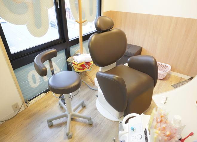 志木駅 南口徒歩 1分 けやき歯科医院の診療室の写真写真2