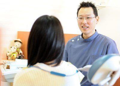 近鉄八尾駅 西口徒歩 6分 フクタニ歯科医院のスタッフ写真2