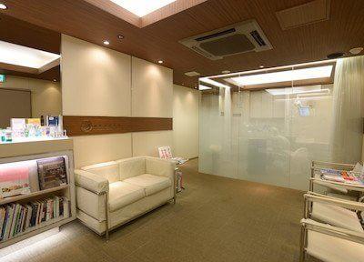 鶴川駅 北口徒歩 1分 つるかわ楠原歯科医院の院内写真3