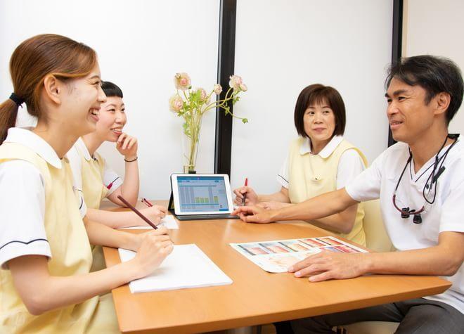 六地蔵駅(京阪) 出口徒歩 8分 すえき歯科医院のスタッフ写真2