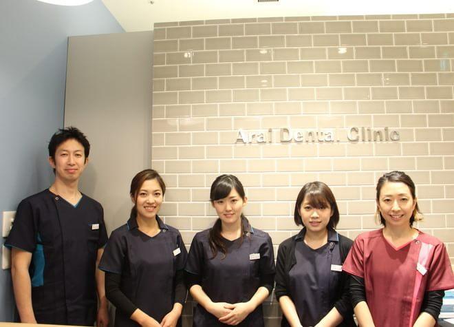 上熊谷駅 出口徒歩15分 あらい歯科クリニック写真1